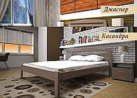 Деревянная кровать Касандра Мебельсон