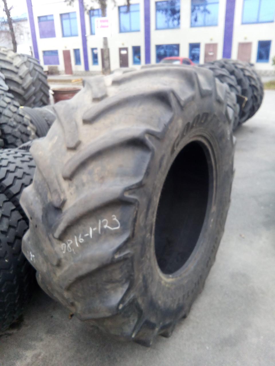 Шины 600/70R30 GoodYear б/у для тракторов JOHN DEERE, CASE IH