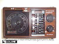 Радиоприемник GOLON RX-306, портативное радио
