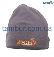 Шапка флисовая Norfin Fleece Gray (охота, рыбалка, туризм)
