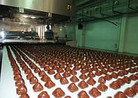 Производственные кондитерские линии