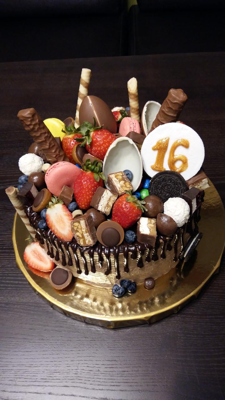 торты на день рождения начальнику фото