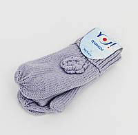 Варежки для девочки 12см (1-2года)