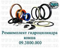 Ремкомплект гидроцилиндра ковша ЭОВ-4421, 09.3800.000