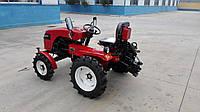Мини-трактор Forte T-161EL-HT LUX
