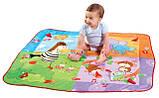 Развивающий коврик с дугами Tiny love Разноцветное сафари, фото 3
