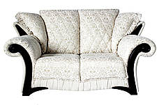 """Стильный кожаный диван """"Mayfaer"""" (Майфаер), фото 3"""