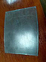 Стекло поликарбонат 90/110мм полукруглое для WH7401, 8512 (слюда)