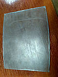 Стекло поликарбонат  полукруглое для WH7401, 8512 (слюда), фото 3