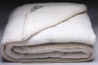 Одеяло из овчины полуторное
