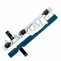 Шлейф (Flat cable) Lenovo S60,   с кнопкой включения,   с кнопками регулировки громкости