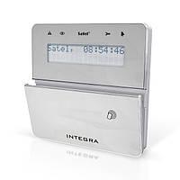 INT-KLFR-SSW клавиатура системы охранной сигнализации INTEGRA