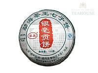 Чай 200гр Пуэр  Шен Серебрянная звезда