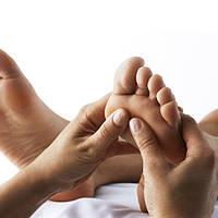 Массаж ног и стоп
