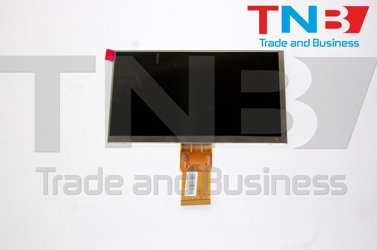 Матрица 164x97x3mm 50pin 1024x600 TK140B-07021I