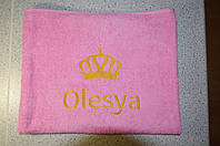 Полотенце с вышивкой - оригинальный подарок