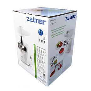 Электрическая мясорубка Zelmer ММ 1000/887, 1500 Вт, фото 2