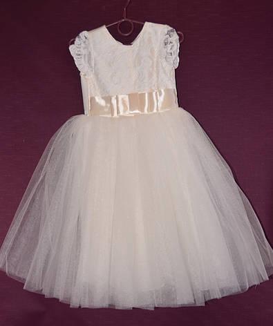 Платье бальное детское Камилла 4 года, фото 2