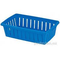 Новая Корзина К-2 14118  цвет голубой