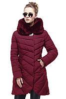 Красивое женское зимнее пальто Дена Нью Вери (Nui Very) в Украине по низким ценам
