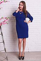 Женское трикотажное платье, размер 46 48 50