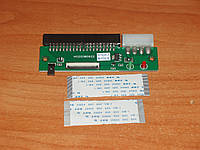 Адаптер 1.8 ZIF - 3.5 IDE (40 pin) HX20080922 TOSHIBA Hitachi переходник CE 1.8 Micro Drive 50pin шлейф 2 шт m