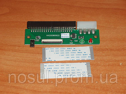 ZIF CE 1.8 Micro Drive to 3.5 IDE 40 Pin Adapter