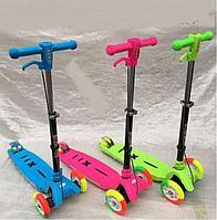Музыкальный самокат Scooter Maxi Twist AB