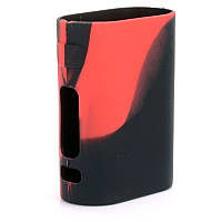 Силиконовый чехол для Боксмода iStick Pico Черно-красный