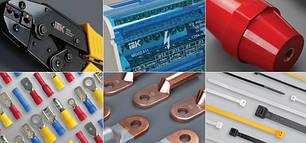 Электромонтажные изделия и инструменты
