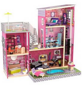 Кукольный домик Luxury KidKraft 65833