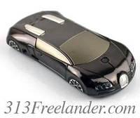 Мобильный телефон Vertu Bugatti Veyron C618 - копия.Только ОПТ! В наличии!Лучшая цена!