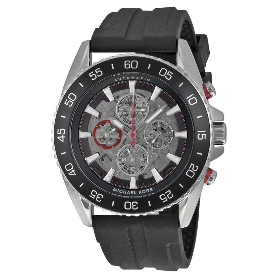 Часы мужские Michael Kors JetMaster Automatic MK9013