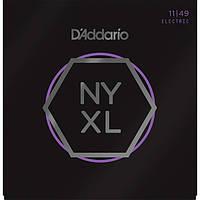 Струны D'Addario NYXL1149 Medium 11-49