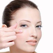 Как избавиться от темных кругов и синяков в области глаз?