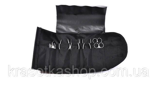 OLTO Чехол-патронташ из прочной ткани для набора инструментов.
