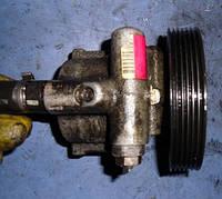 Насос гидроусилителя руля (ГУР шкив 6 ручейков )RenaultKangoo 1.9dCi1997-20078200071050, 26083376-RV, Delp