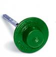 Гвозди Ондулин (зеленые)
