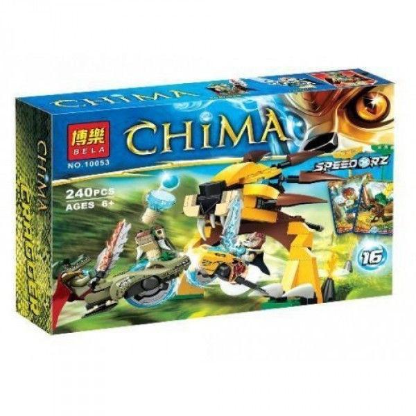 Конструктор CHIMA 10053   233 деталей