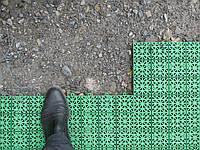 Пластиковое напольное покрытие для роллейдрома, фото 1