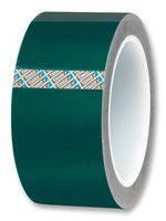Tesa 50600 Маскирующая лента высокотемпературная для порошковой окраски (зелёная)