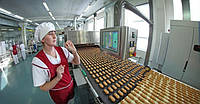 Заводы производству кондитерских изделий