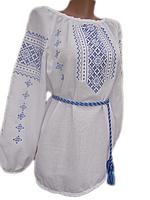 """Вишита жіноча блузка """"Катріна"""" (Вышитая женская блузка """"Катрина"""") BN-0037"""