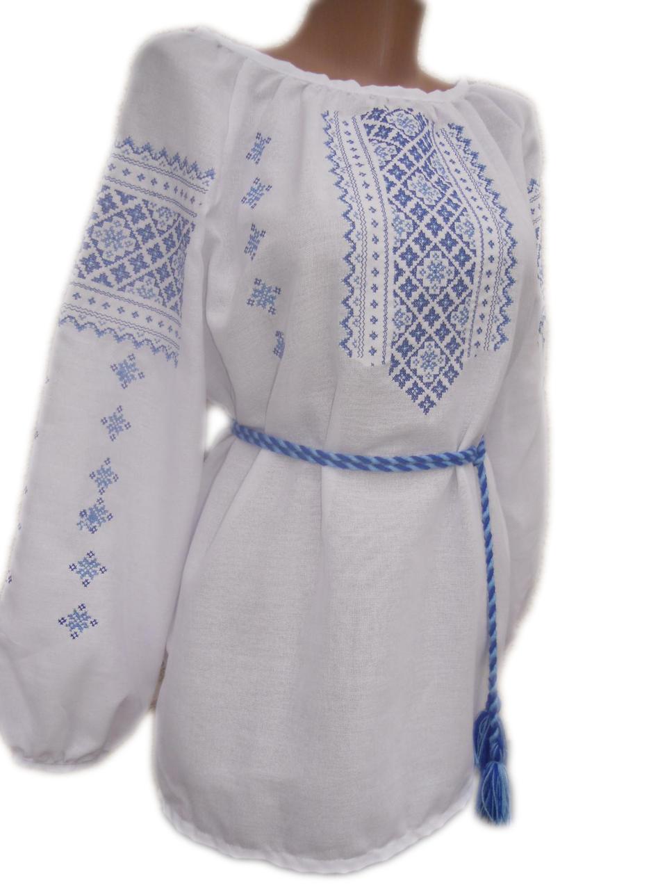 """Жіноча вишита сорочка (блузка) """"Катріна"""" (Женская вышитая рубашка (блузка) """"Катрина"""") BN-0037"""