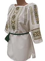 """Жіноча вишита блузка """"Кейт"""" (Женская вышитая блузка """"Кейт"""") BN-0039"""