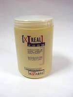 Восстанавливающий крем-кондиционер с маточным молочком и пшеничным протеином 1000 мл,  Kaaral X-Real
