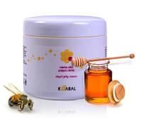 Реконструирующая крем-маска для волос с пчелиным маточным молочком 500 мл, Kaaral Royal Jelly Cream
