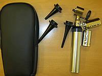 Ветеринарный инструмент отоскоп + риноскоп с дистанционной линзой