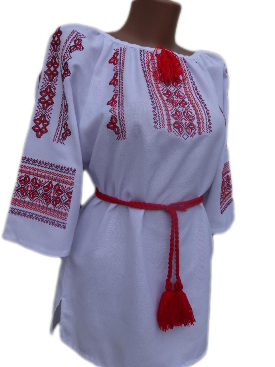 """Женская вышитая рубашка """"Кейди"""" BN-0044"""