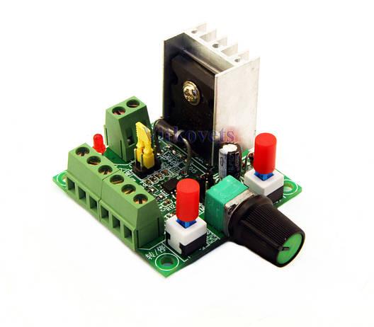 Генератор импульсов шагового двигателя, фото 2